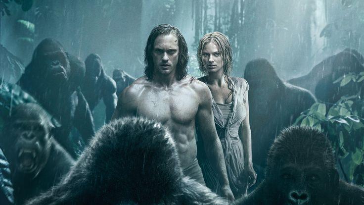 Legend Of Tarzan Telugu Movie Torrent Download with Updated Link