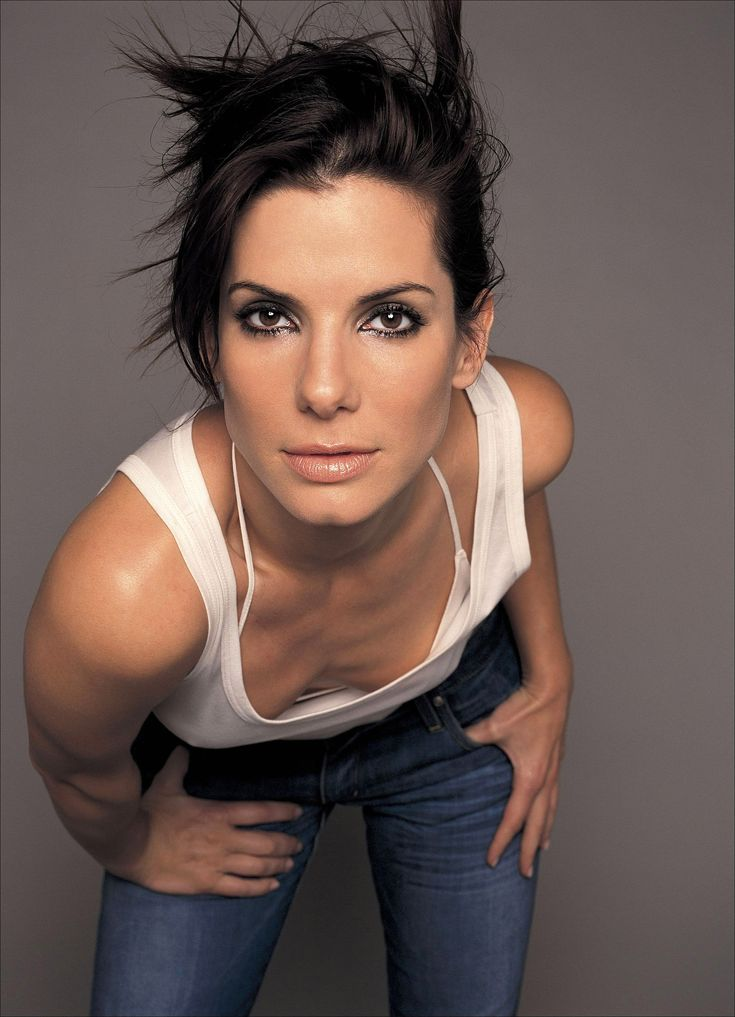 Sandra Bullock. An amazing actress who's more concerned for other's than her own success.
