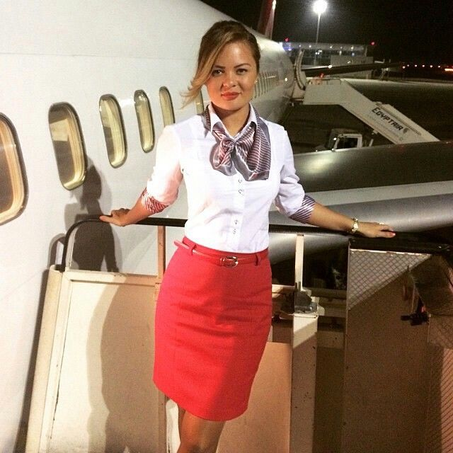 Royal Flight Stewardess @topstewardess