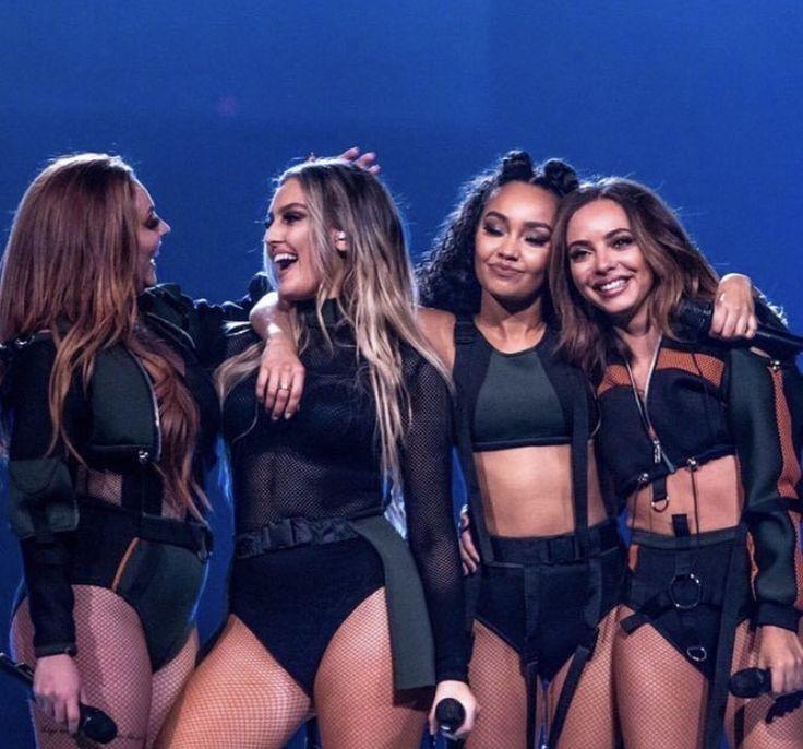 Little Mix Dangerous Woman Tour 2017