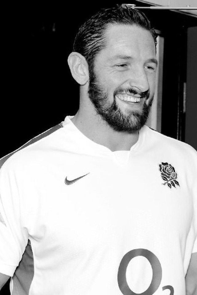 Wade Barrett lookin' fine as ever!