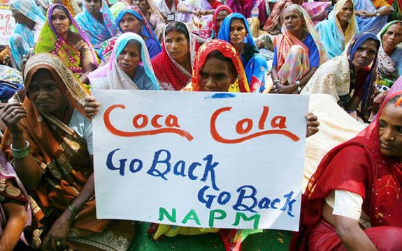 Coca-Cola has been ordered to shut down operations in Mehdiganj, a city in India, for using too much water and violating pollution laws. • EXTEND YOUR LIFE > http://www.foreverhealthywater.com/industrial-wastes-why-not.php