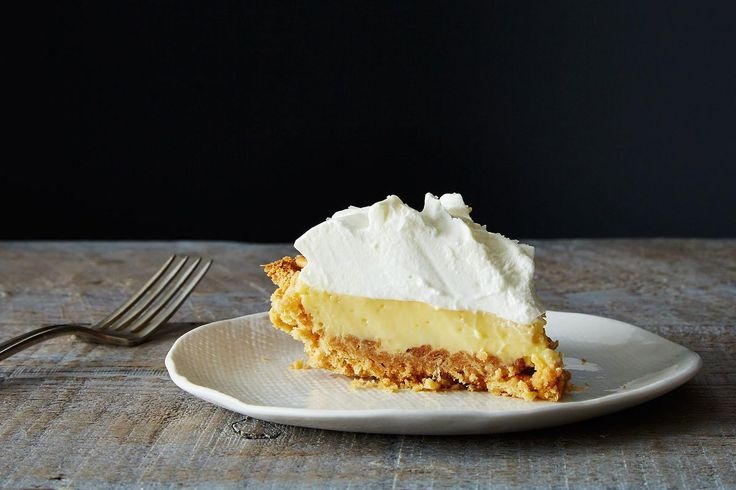 Chef Bill Smith calls it the easiest pie recipe in the world.