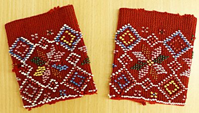 Lithuanian Wristers (Ethnic Knitting Adventures): Knitty Deep Fall 2011
