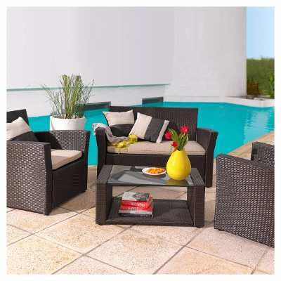 Mejores 110 imágenes de muebles ratán mercado libre en Pinterest ...