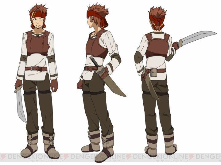 Charakterbogen Figuren Konzept Charakterdesign Schwertkunst Online The Sword Anime Charaktere Schwerter