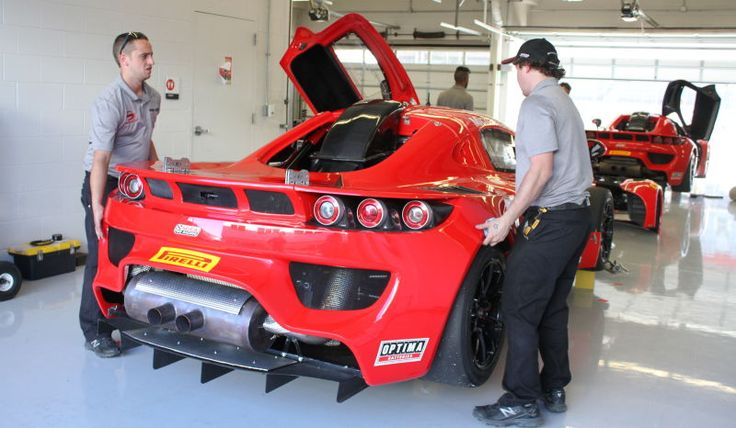 The Pirelli World Challenge cars are some of the craziest and wackiest cars in the United States. Check them out!