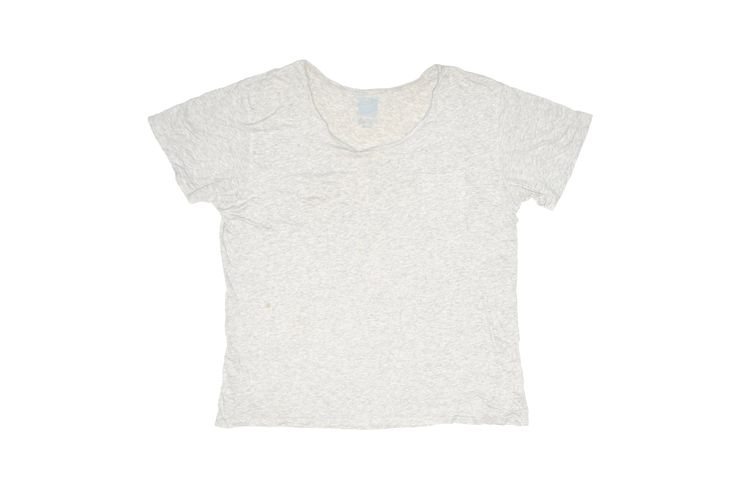 Grey Loose Fitting Cotton On Tee