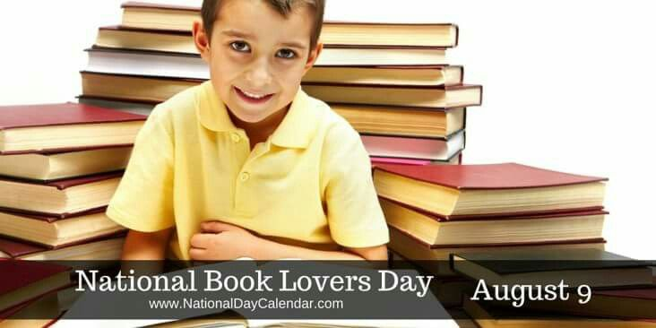Observed each year on August 9, (and sometimes on the first Saturday in November) bibliophiles get to celebrate on National Book Lovers Day!  National Book Lovers Day encourages you to find your favorite reading place, a good book (whether it be fiction or non-fiction) and read the day away.