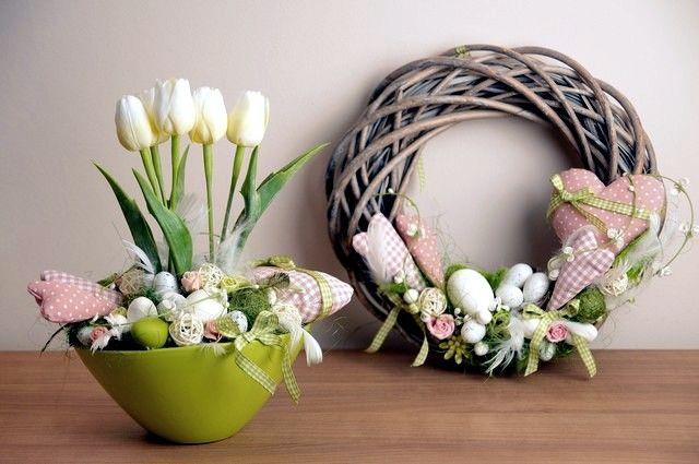 Addobbi e decorazioni per Pasqua: idee per la casa e la tavola fai da te con video tutorial per abbellire gli ambienti domestici.