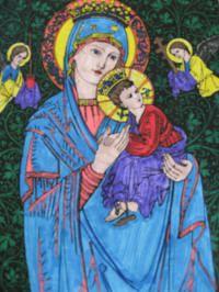 17 Best Images About Catholic Saints Mary Etc On Pinterest