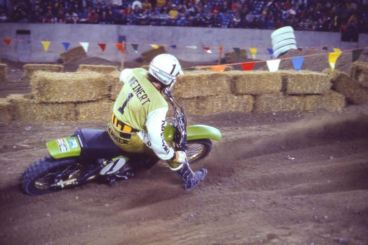 Quot Jammin Quot Jimmy Weinert Motocross Riders Racing Bikes