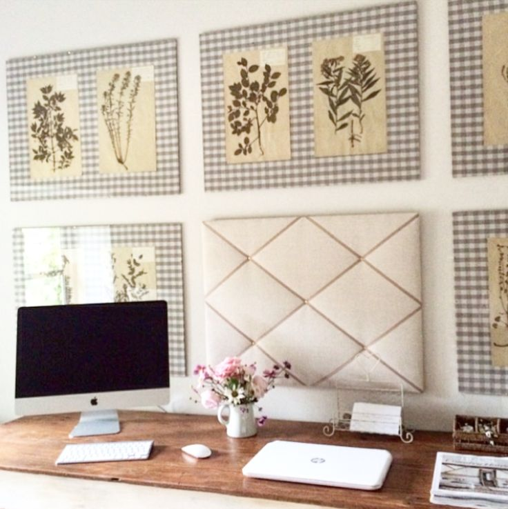 Hattie Hatfield Interior Design ~ Project Home Office