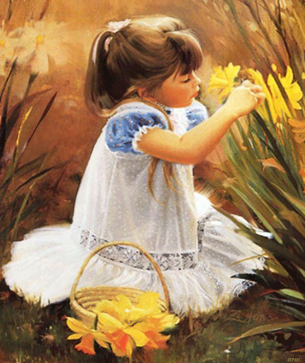 Открытка дети наше счастье