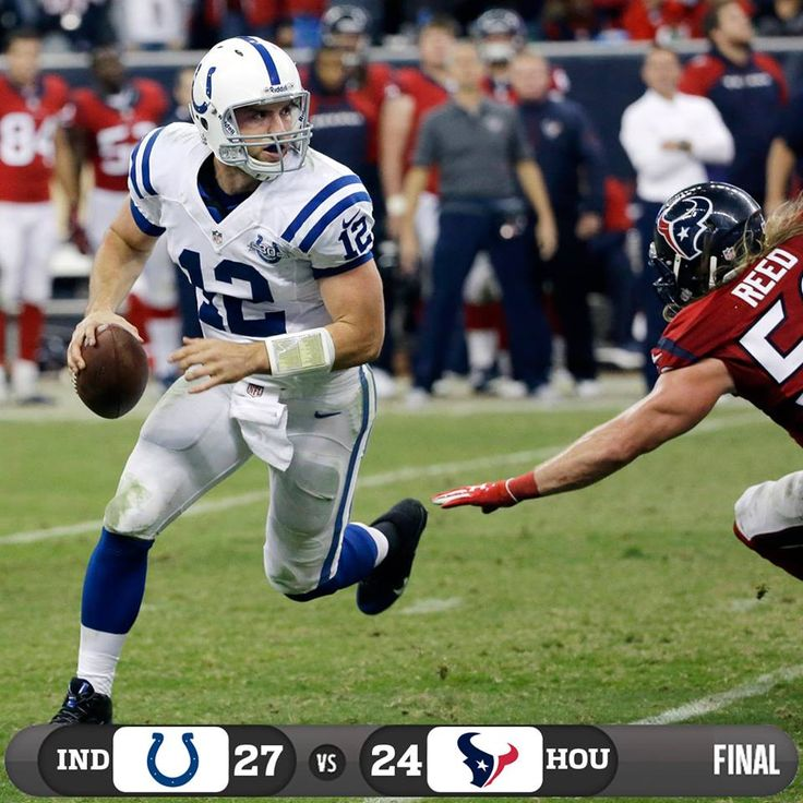 Colts comeback on the Texans, Chiefs remain undefeated, and the Jets knock off the Saints!