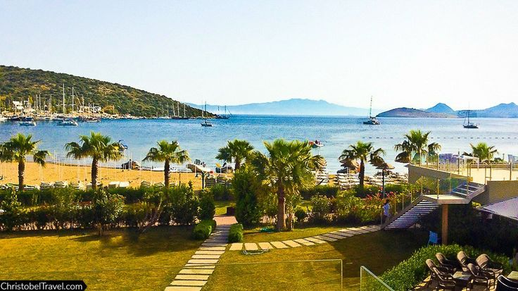 Bitez Beach, Bodrum, Turkey - Is it safe to visit Turkey? What You Must Know - Christobel Travel   Are you planning to visit Turkey? Here is what you must know before going - Turkey destinations / attractions in Turkey  www.christobeltravel.com