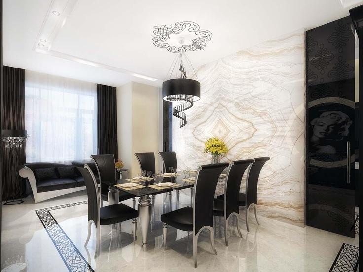 Modern Dining Room Design By Geometrix   Interior Design