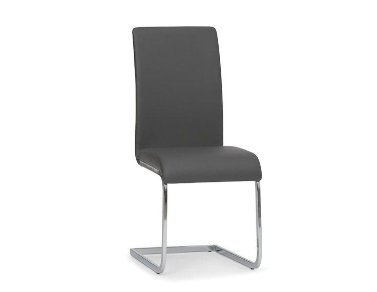 BOSTON - Dining Chair - Grey