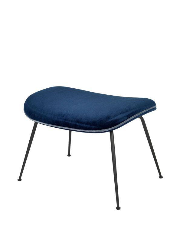 GUBI // GamFratesi Beetle Lounge Chair Footstool