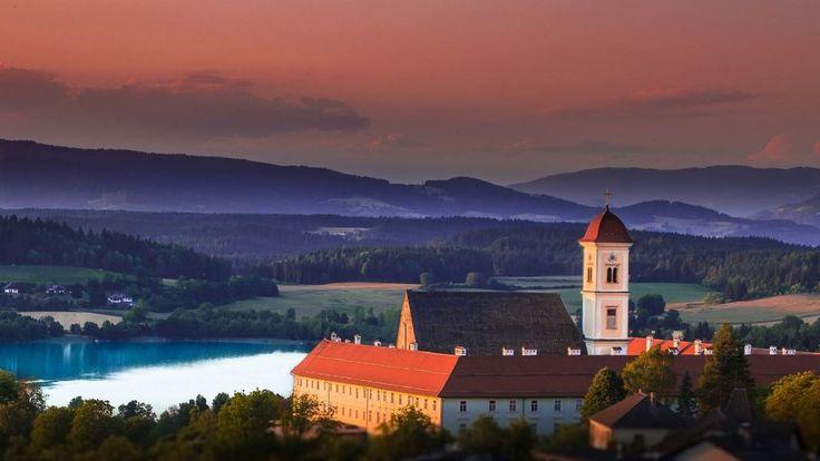 St. Georgen am Längsee, Stiftskirche Hl. Georg (St. Veit an der Glan) Kärnten AUT
