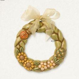 Lucky wreath by Thun.