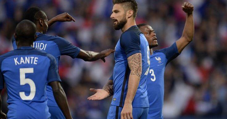 "Berita Bola: ""Saatnya Prancis Mencatatkan Sejarah Di Piala Eropa 2016"" -  http://www.football5star.com/euro-2016/france/berita-bola-prancis-sejarah-piala-eropa-2016/71802/"