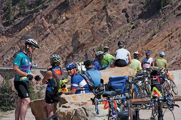 2017 TransAm Westward - Van | Guided Tours | Adventure Cycling Association