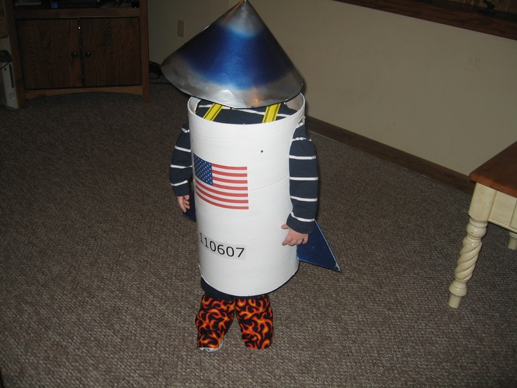 space rocket costume - photo #29