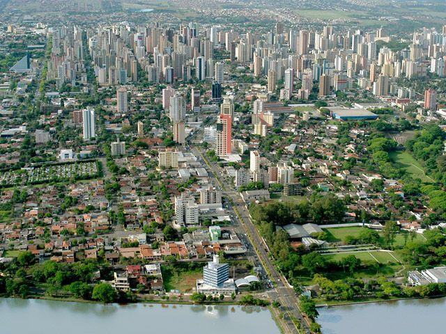 Londrina, Paraná, Brasil - pop 543.000 (2014)