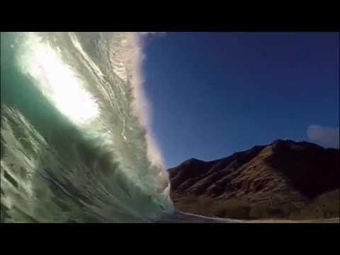 Подборка красивых волн. Beauty of a wave