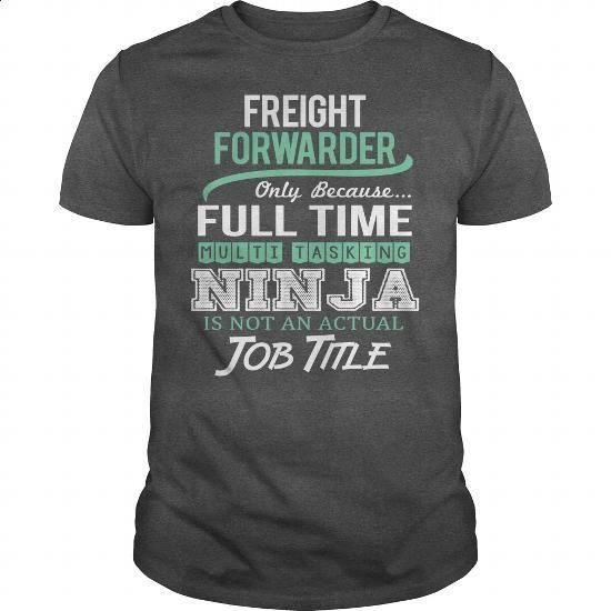 Awesome Tee For Freight Forwarder #shirt #clothing. SIMILAR ITEMS => https://www.sunfrog.com/LifeStyle/Awesome-Tee-For-Freight-Forwarder-144461309-Dark-Grey-Guys.html?60505