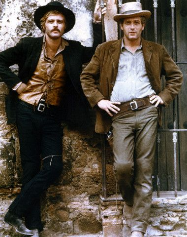 Butch Cassidy & The Sundance Kid take your pick amazing