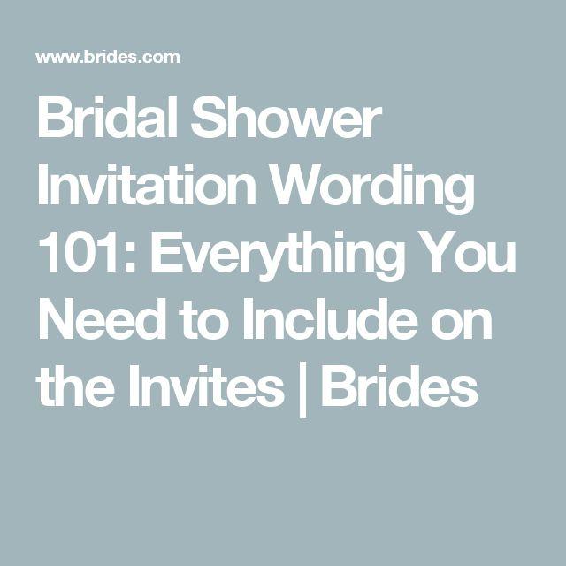Best 25+ Bridal shower invitation wording ideas on Pinterest Diy - business meet and greet invitation wording