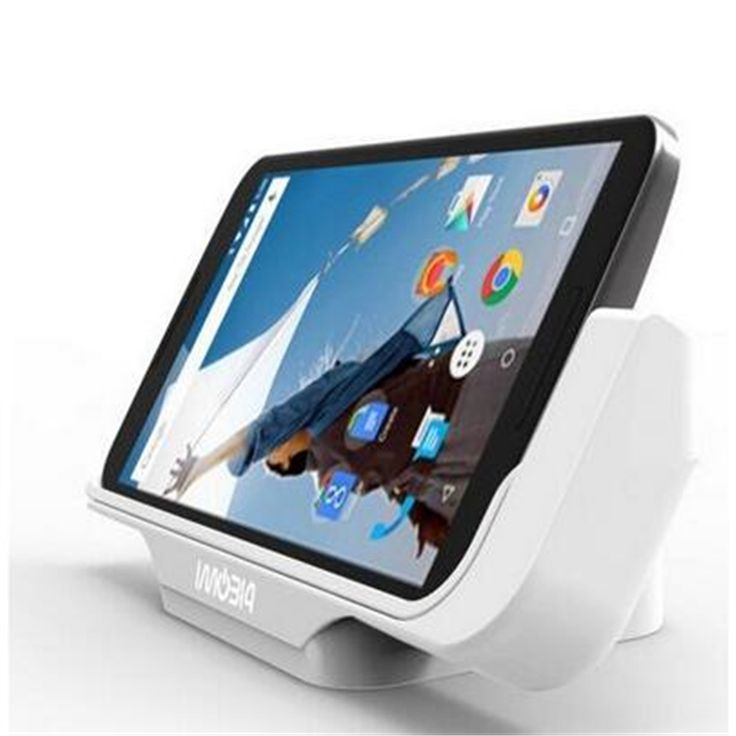 Cover-mate Desktop Cradle Station Charger For Motorola Google Nexus 6 Micro USB Dock Charger Data Sync Cradle
