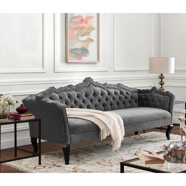 Best 25 Grey Velvet Sofa Ideas On Pinterest