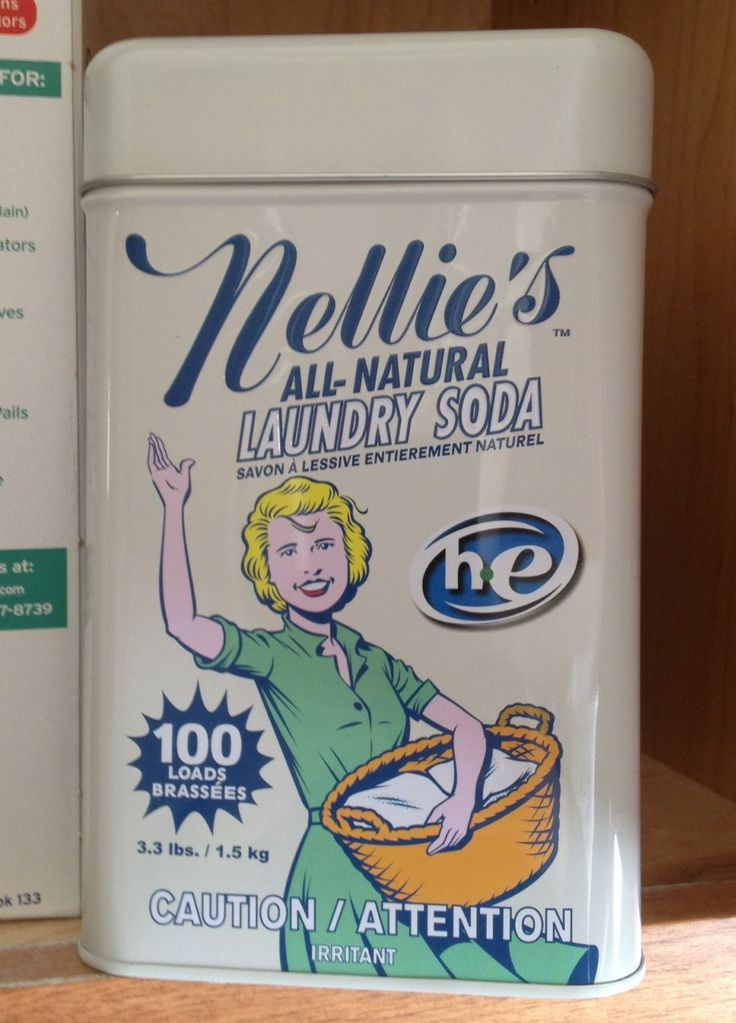 Nellies All Natural Laundry Soda Review News Bubblews