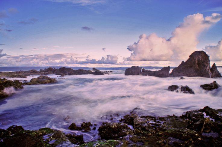 Tanjung Layar Beach, Banten