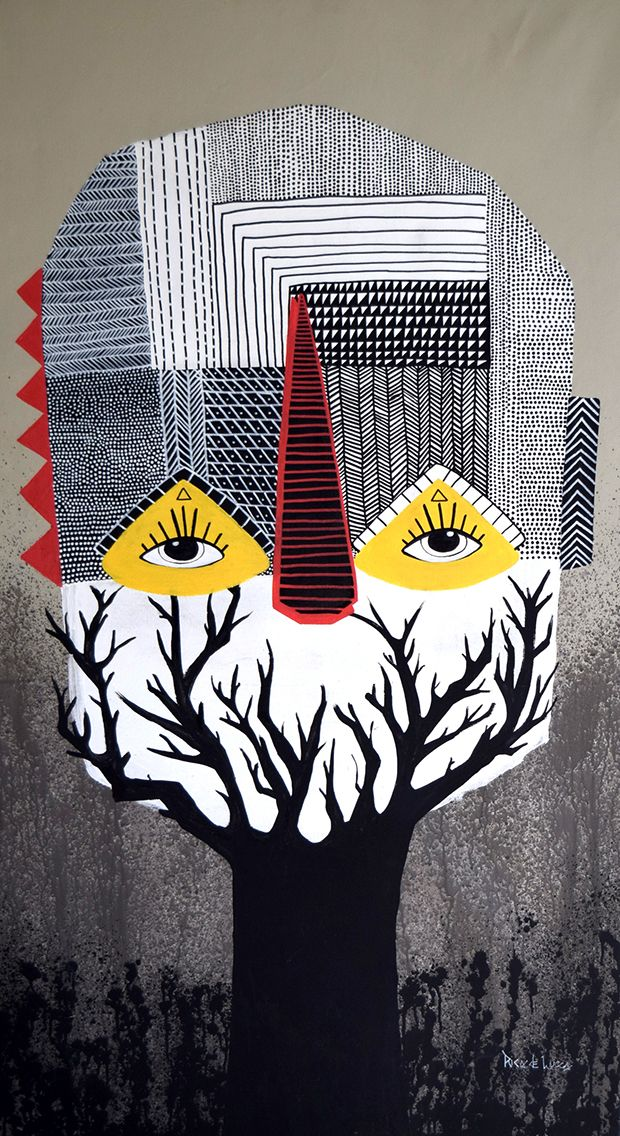 Já pensou em ter um trabalho original de um artista brasileiro de Street Art na sua casa? Projeto Arte Viralata;