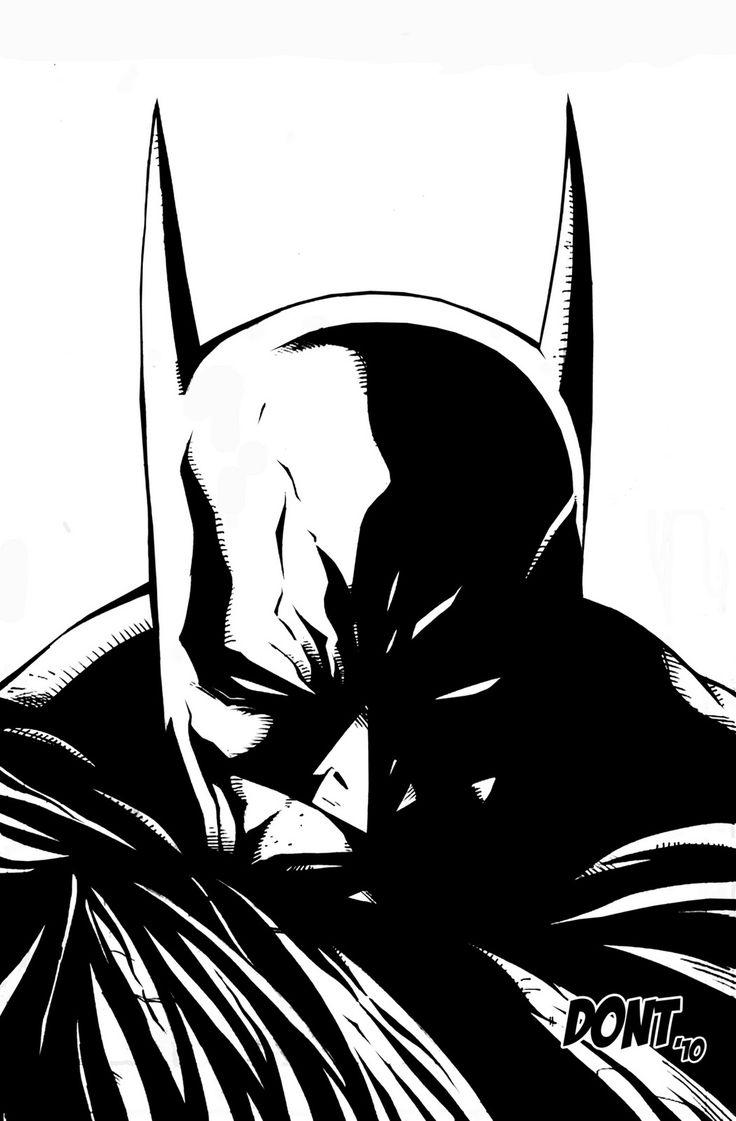 Batman - frank miller. Frank Miller is a demi-god!