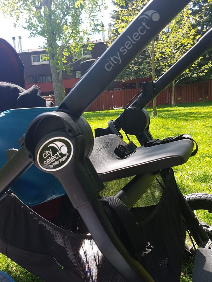 How To Make The Baby Jogger City Select Lux Bench Seat Fit