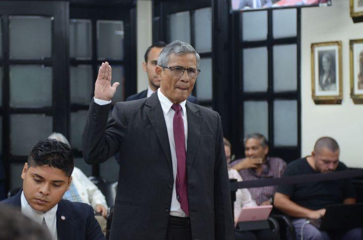 """Jorge Chavarría: """"Que alguien me especifique qué es corrupción"""""""