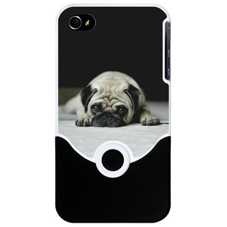 Image Detail for - CafePress > Adorable iPhone Cases > Pug iPhone Case