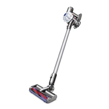 Dyson V6 cordless vacuum cleaner is among the top powerful cordless vacuum cleaners that are available in the market.