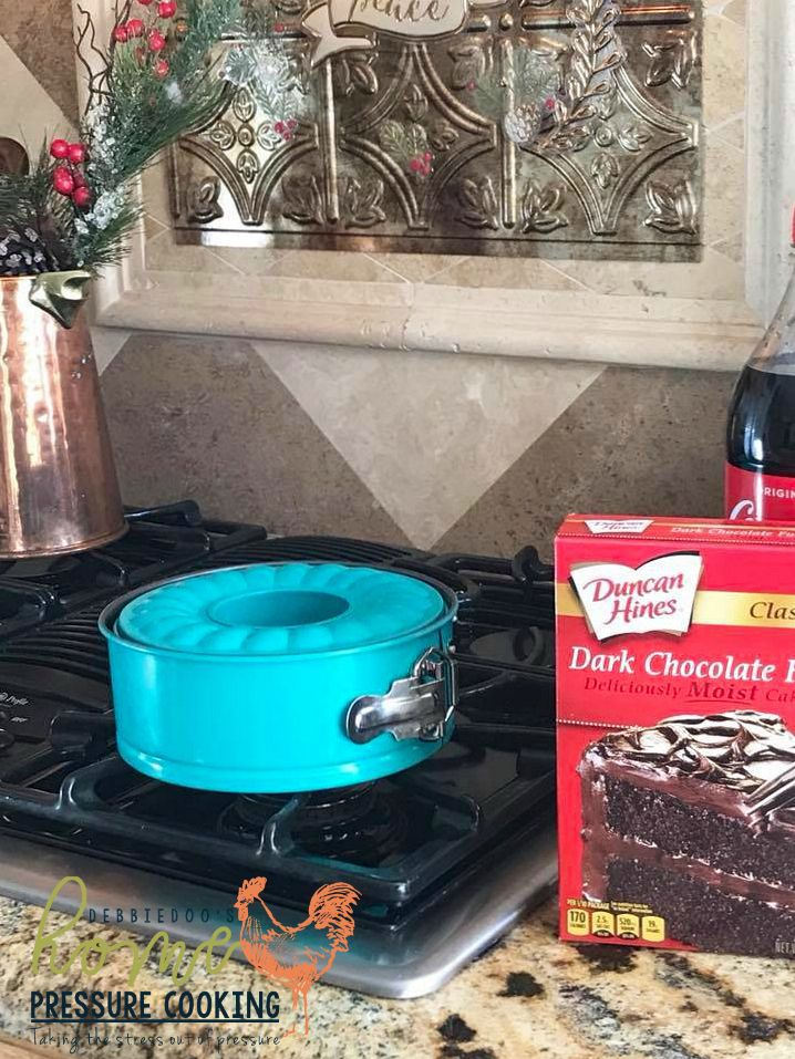 How to make a coca-cola cake in the Instant Pot. I'll never forget the first time I had a coca cola cake. It was in Charleston, South Carolina in this little famous restaurant called Jestine's kitchen. Jestine's is famous for her fried chicken, collard greens, banana pudding and her famous coca cola cake. I indeed tried it all!~ I had never tasted a chocolate cake...Read More