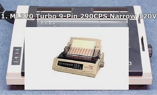 Top 10 Dot Matrix Computer Printers