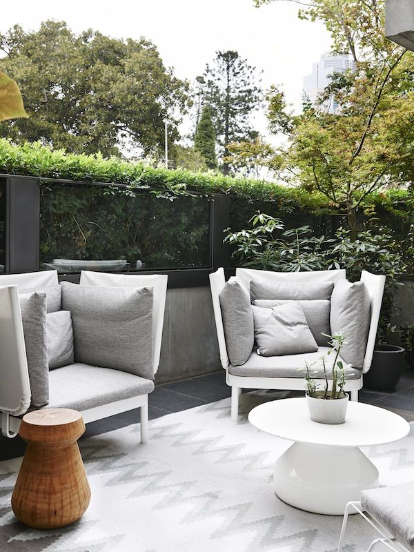 Melbourne Terrace | The Design Files. Photo: Eve Wilson