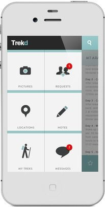 Web / Apps / User interface inspiration | #574 — Designspiration