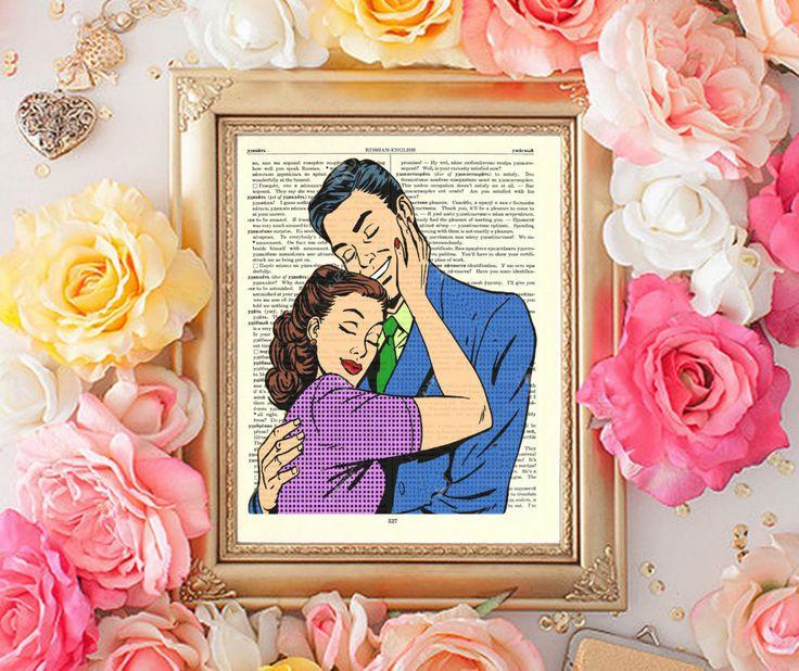 Pixled love by secondprints on Etsy