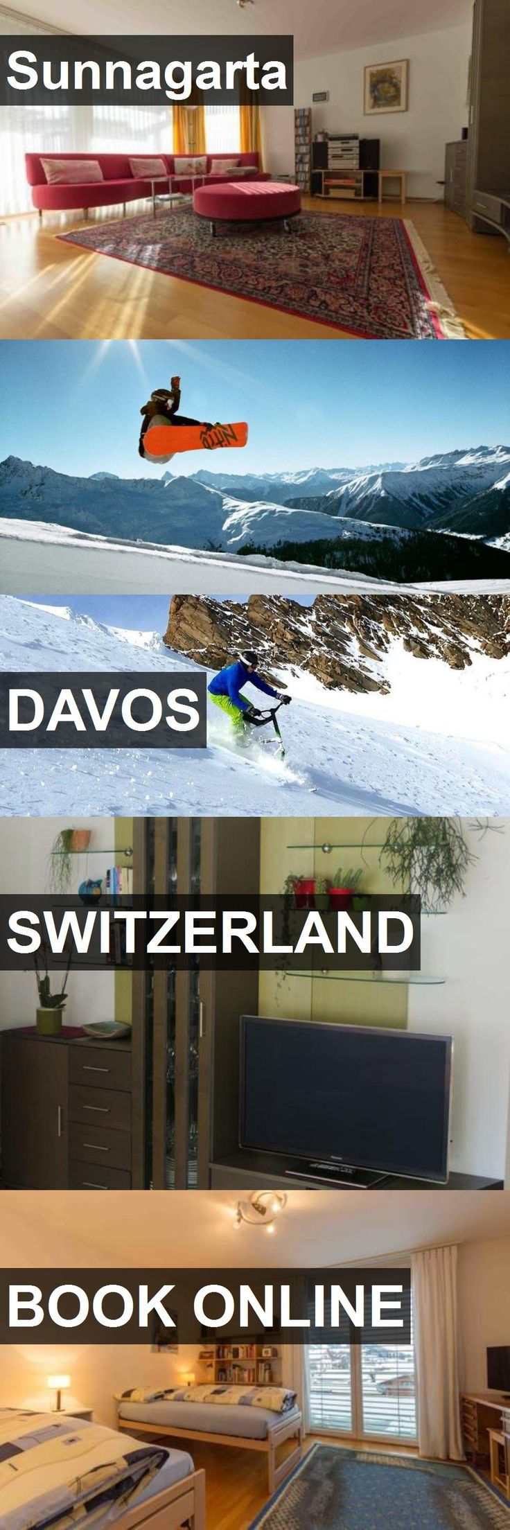Hotel Sunnagarta in Davos, Switzerland. For more information, photos, reviews and best prices please follow the link. #Switzerland #Davos #travel #vacation #hotel
