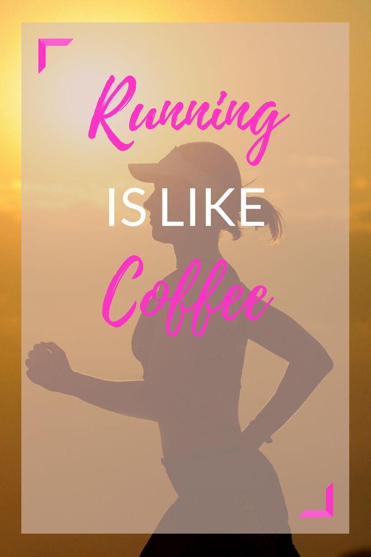 running sprüche Running is like coffee #zitate #sprüche #fitness  running sprüche